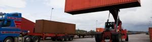 multi modal freight thailand