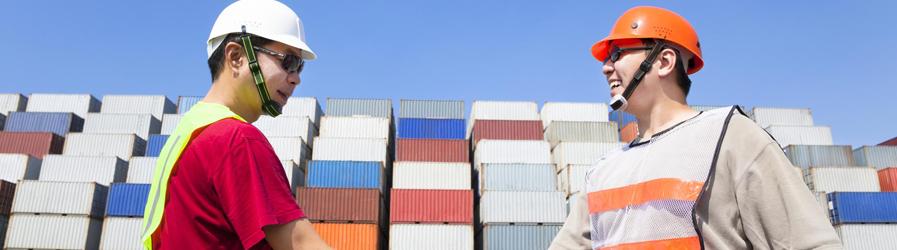 services de fret et services logistiques